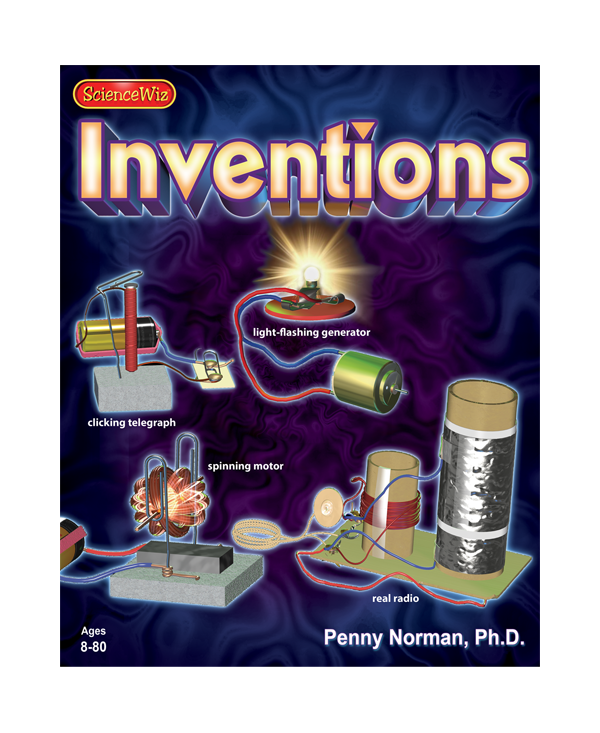ScienceWiz™ Inventions Book...