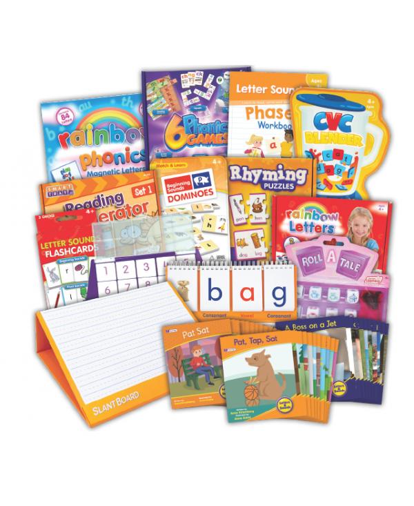 Language Arts Catch Up Kit...