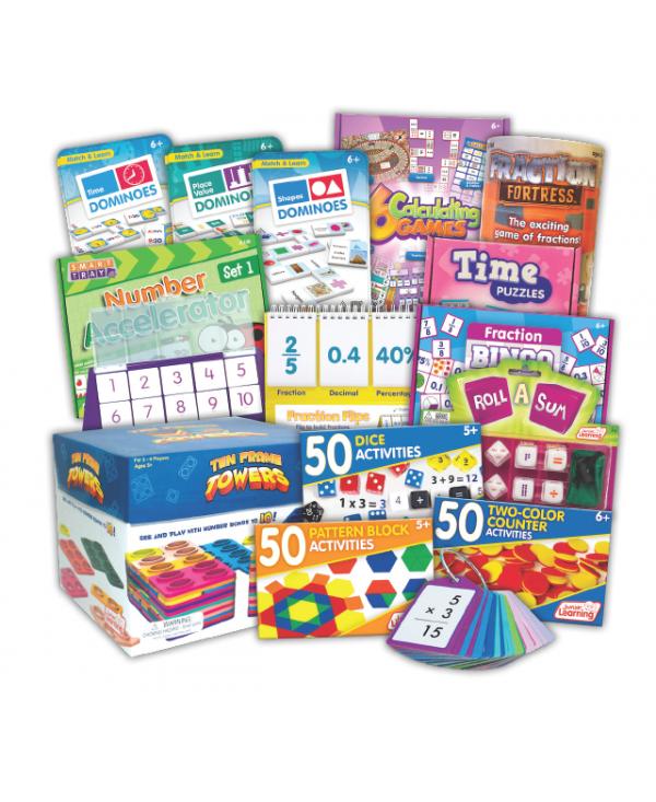 Math Catch Up Kit - Grade 2