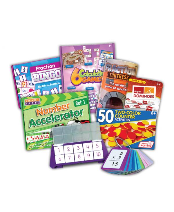 Math Catch Up Kit - Grade 3